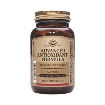 Picture of SOLGAR Advanced Antioxidant Formula 60Caps