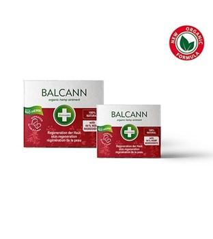 Picture of Annabis Balcann Organic Αλοιφή 15 ml  Για ξηρό ταλαιπωρημένο δέρμα