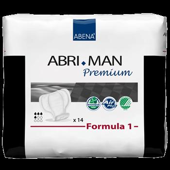 Picture of Αντρικό Eπίθεμα Ακράτειας Abri-Man FORMULA – 1, 14 τμχ Abena