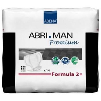 Picture of Αντρικό Eπίθεμα Ακράτειας Abri-Man FORMULA – 2, 14 τμχ Abena