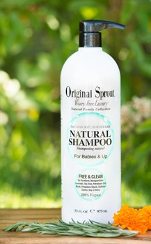 Picture of ORIGINAL SPROUT Natural Shampoo 975ml
