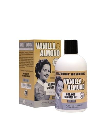 Picture of APIARIUM Vanilla & Almond Βιολογικό Αφρόλουτρο 300ml