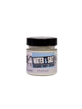 Picture of APIARIUM Water & Salt Βιολογική Κρέμα Σώματος 200ml