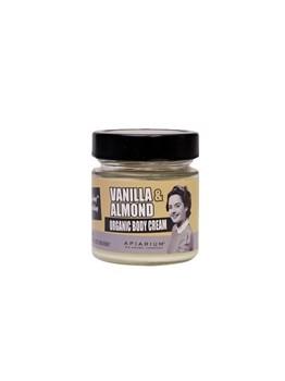 Picture of APIARIUM Vanilla & Almond Βιολογική Κρέμα Σώματος 200ml