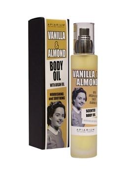 Picture of APIARIUM Λάδι Σώματος Vanilla & Almond 100ml