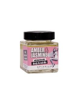 Picture of APIARIUM Βιολογικό Peeling σώματος Amber & Jasmine 410gr