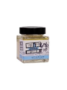 Picture of APIARIUM Βιολογικό Peeling σώματος Water & Salt 410gr