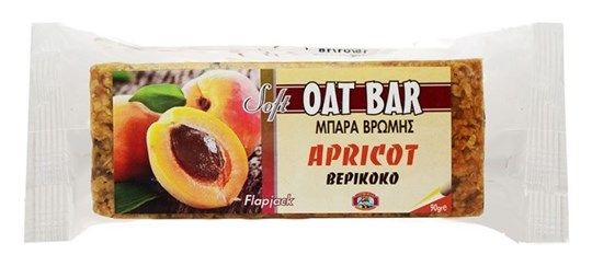 Picture of CAPTAIN QUICK Soft Oat Bar Βερίκοκο Flapjack 90gr