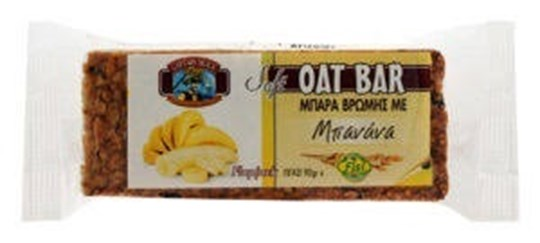 Picture of CAPTAIN QUICK Summer Oat Bar Μπανάνα Flapjack 90gr