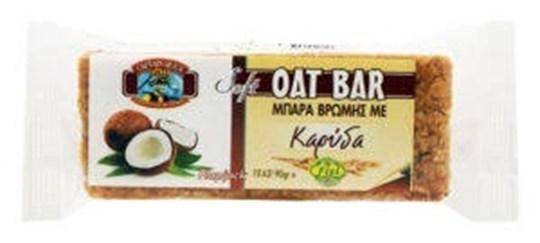 Picture of CAPTAIN QUICK Summer Oat Bar Καρύδα Flapjack 90gr