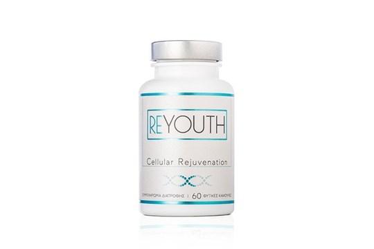 Picture of ReYouth Cellular Rejuvenation 60vegcaps