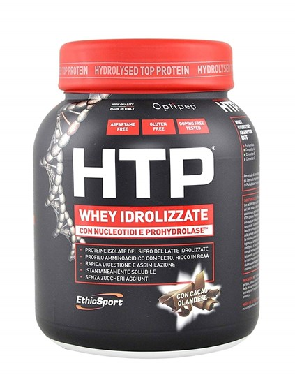 Picture of ETHICSPORT HTP - Hydrolysed Top Protein Cacao 750gr
