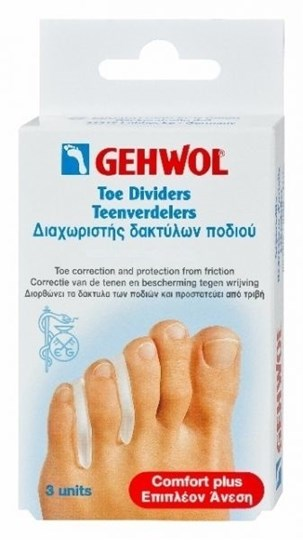 Picture of GEHWOL Toe Dividers Large 3 Units