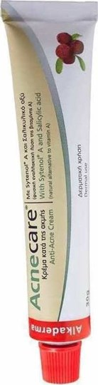 Picture of ALKADERMA Acnecare 30gr