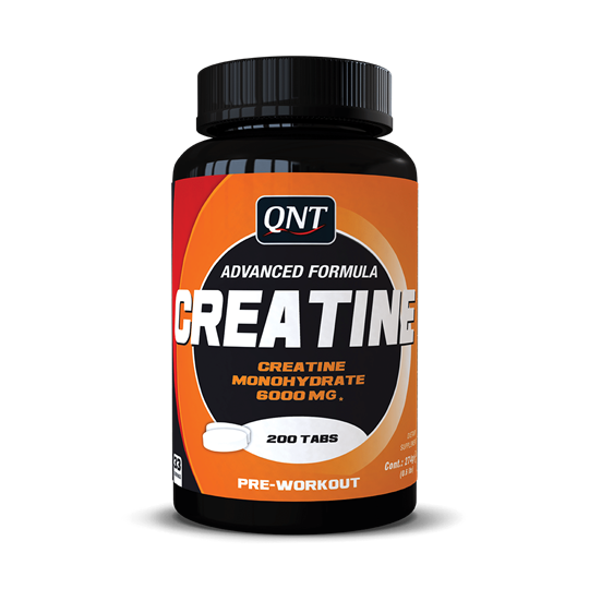 Picture of QNT Creatine Monohydrate 200tabs