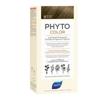 Picture of Phytocolor Μόνιμη Βαφή Μαλλιών 8 Ξανθό Ανοιχτό