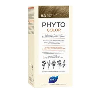 Picture of Phytocolor Μόνιμη Βαφή Μαλλιών 8.3 Ξανθό Ανοιχτό Χρυσό