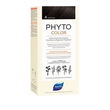 Picture of Phytocolor Μόνιμη Βαφή Μαλλιών 4 Καστανό