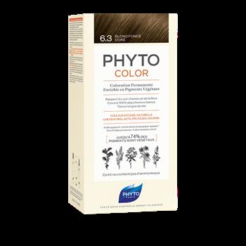 Picture of Phytocolor Μόνιμη Βαφή Μαλλιών 6.3 Ξανθό Σκούρο Χρυσό