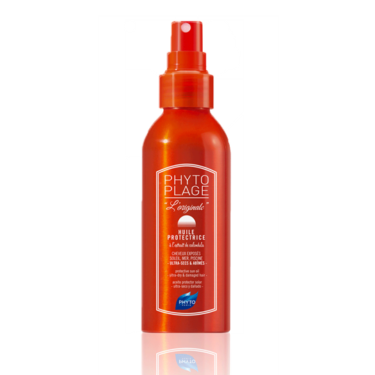 Picture of PHYTO PHYTOPLAGE L'ORIGINAL PROTECTIVE SUN OIL ΑΝΤΗΛΙΑΚΉ ΦΡΟΝΤΊΔΑ ΜΑΛΛΙΏΝ Spray 100ml