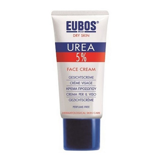 Picture of Eubos Urea 5% Face Cream 50ml