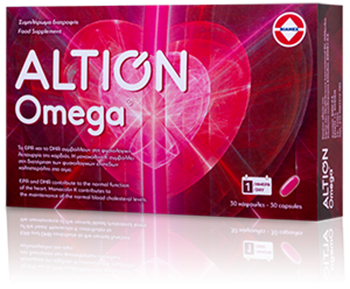 Picture of ALTION Omega 30 softgels