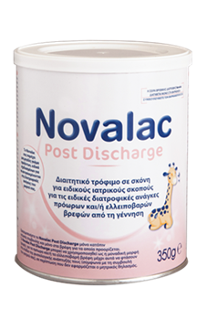 Picture of NOVALAC POST-DISCHARGE 350gr