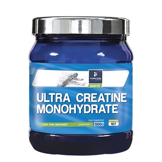Picture of My Elements Ultra Creatine Monohydrate 500gr
