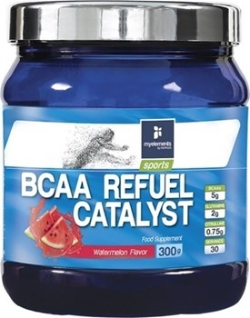 Picture of MyElements BCAA Refuel Catalyst Watermelon Flavor 300gr