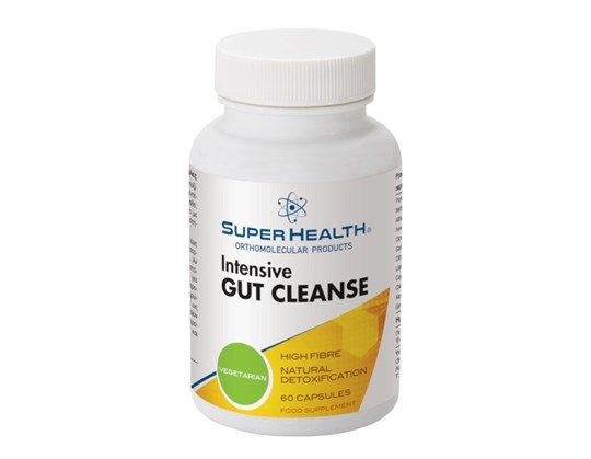 Picture of Super Health Intensive Gut Cleanse  60caps