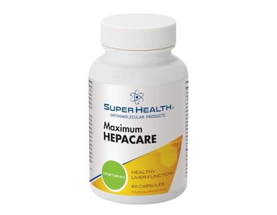 Picture of Super Health Maximum Hepacare 60caps