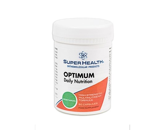 Picture of Super Health Optimum Daily Nutrition 60caps