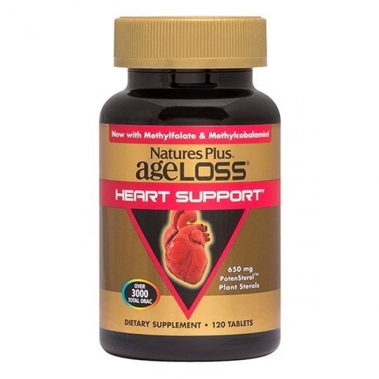 Picture of Natures Plus AgeLoss Heart Support 120tabs