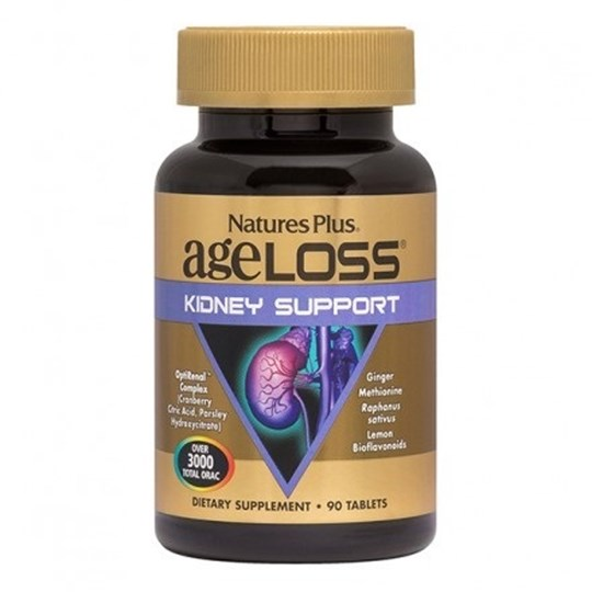 Picture of Natures Plus AgeLoss Kidney Support 90tabs