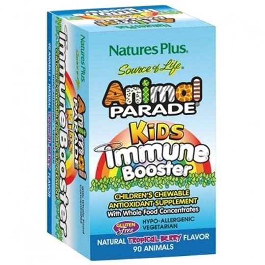 Picture of Natures Plus ANIMAL PARADE Immune Booster 90chewtabs