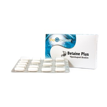Picture of VIOGENESIS Betaine Plus 60tabs