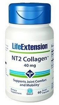 Picture of Life Extension NT2 Collagen 40mg 60caps