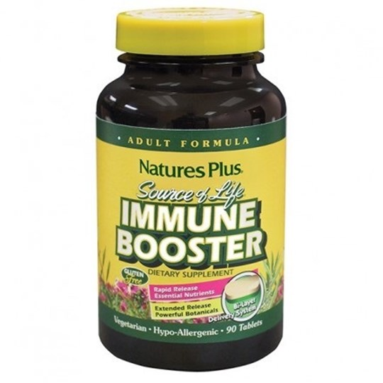 Picture of Nature's Plus Immune Booster 90tabs