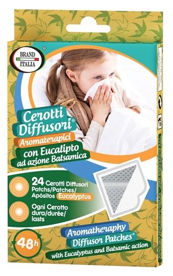 Picture of Επιθέματα Ευκαλύπτου Παιδικά 24 τεμαχίων Brand Italia