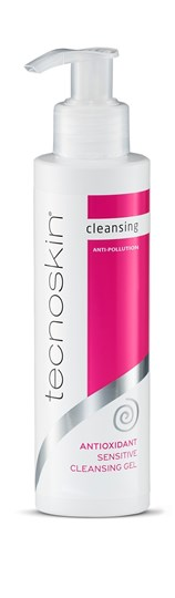 Picture of TECNOSKIN Antioxidant Sensitive Cleansing Gel 100ml