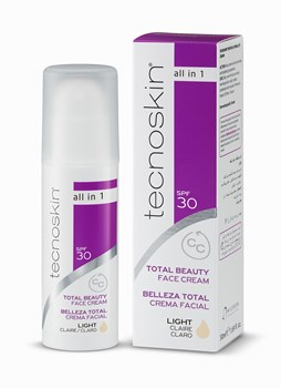 Picture of TECNOSKIN Total Beauty Face Cream Light 50ml