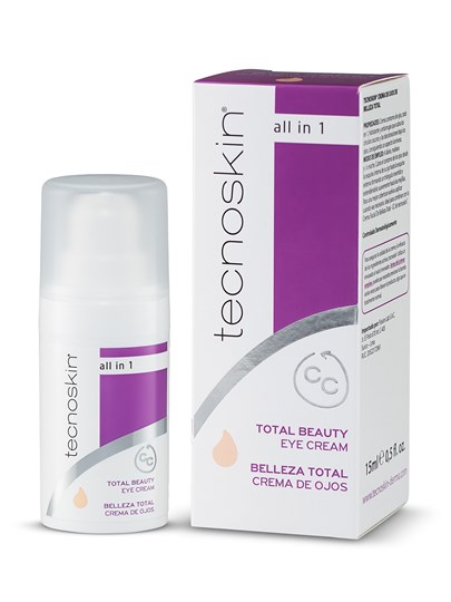 Picture of TECNOSKIN Total Beauty  Eye Cream 15ml