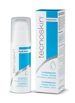 Picture of TECNOSKIN Hydraboost Facial Cream 50ml Κανονικό-μικτό δέρμα