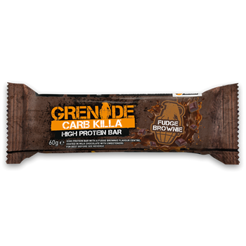Picture of Grenade Carb Killa Μπάρες Υψηλής Πρωτεΐνης Fudge Brownie 60gr