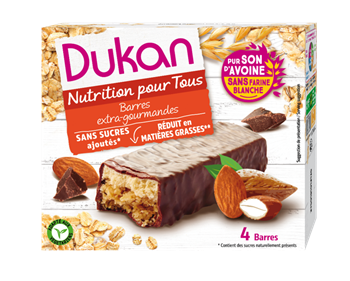 Picture of Dukan Γκοφρέτες βρώμης με σοκολάτα 120gr