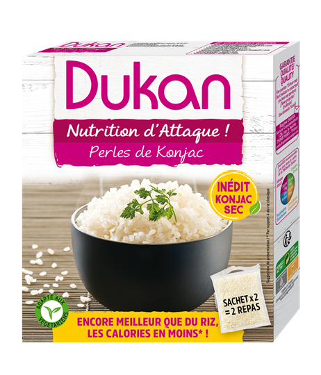 Picture of Dukan Konjac Ρύζι 100gr