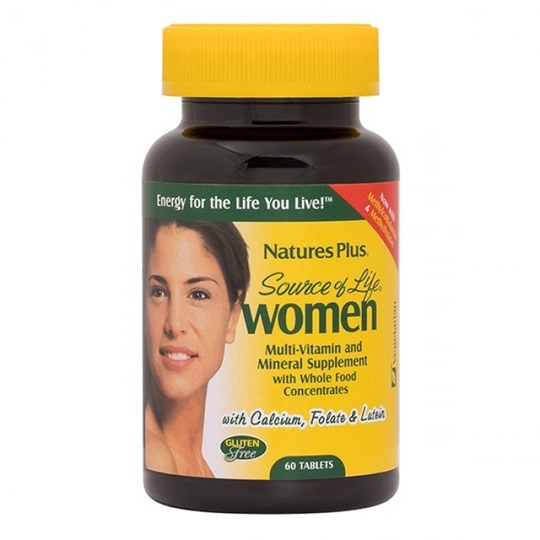 Picture of Natures Plus Ultra Source of Life Women 60 tablets