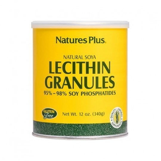Picture of Natures Plus Lecithin Granules 340gr