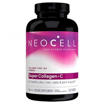 Picture of NEOCELL Super Collagen +C 6000mg 250tabs
