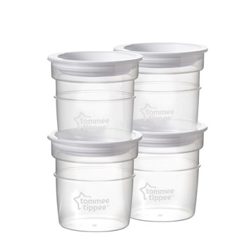 Picture of TOMMEE TIPPEE Δοχεία αποθήκευσης μητρικού γάλακτος 60ml
